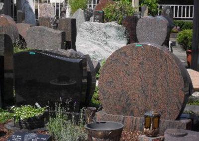 Grabmale Tielkes in Voerde | Edle Grabplatten in verschiedenen Variationen