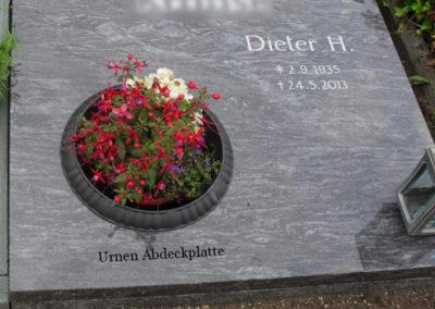 Grabmale Tielkes in Voerde | Unsere Urnengräber in Voerde